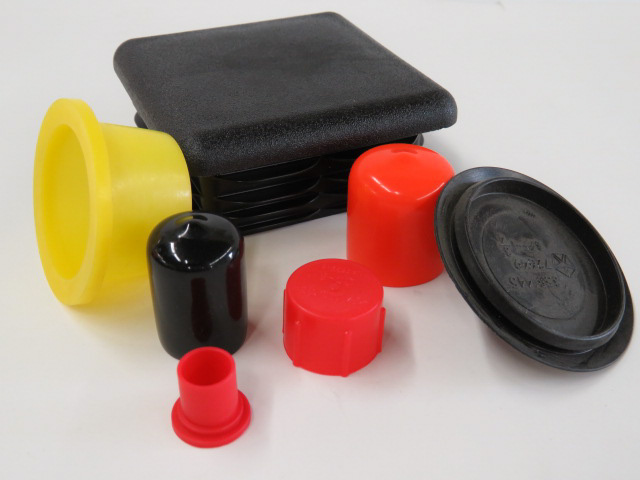 rubber caplugs