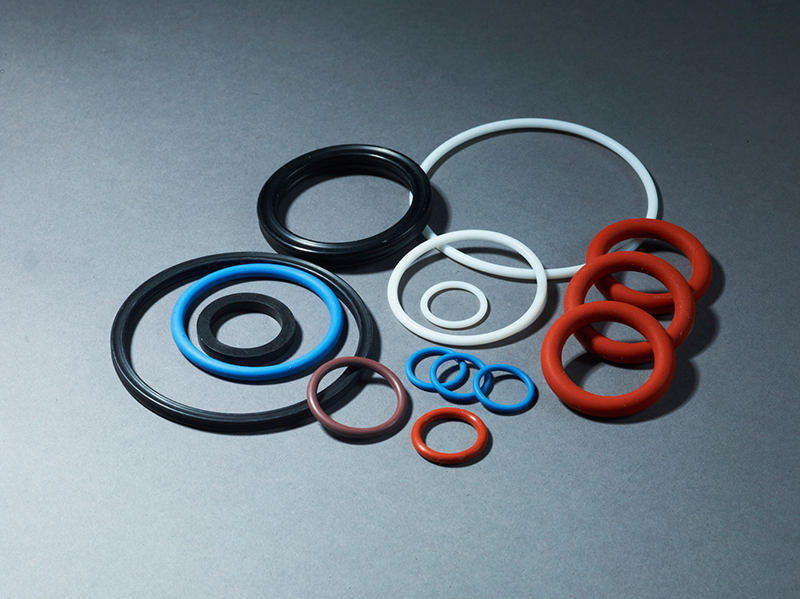 Spliced and Vulcanized O-Rings