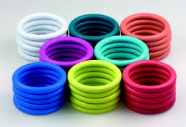 What are encapsulated or coated O-Rings?   Rocket Seals, Inc